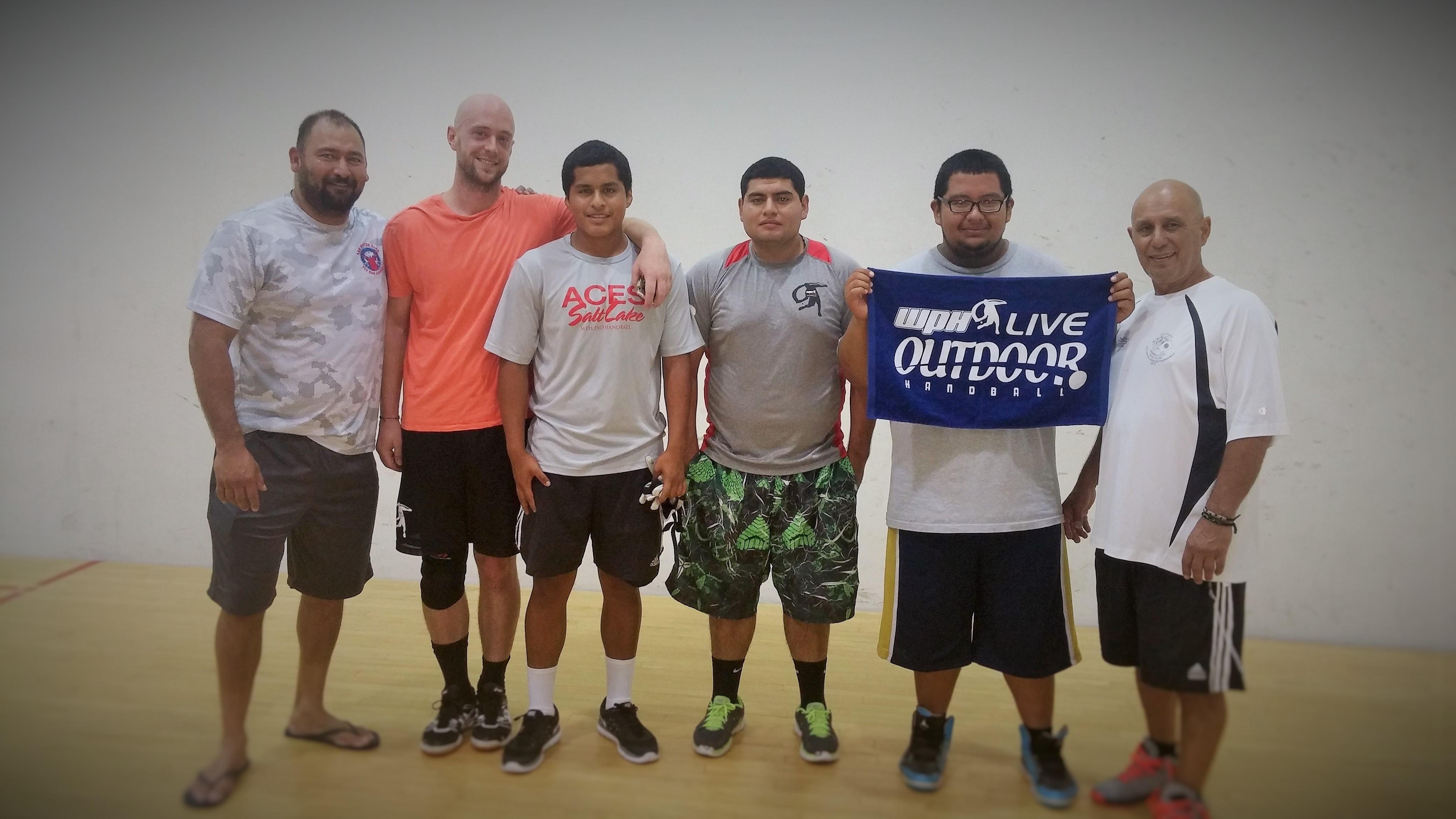 JR WPH Heads to Fresno w/Marco\'s Kids - Junior WPH