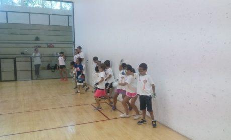 JR WPH Summer Handball Camp in Juarez